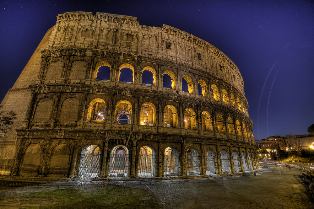 Colosseo Rome by reneladenius