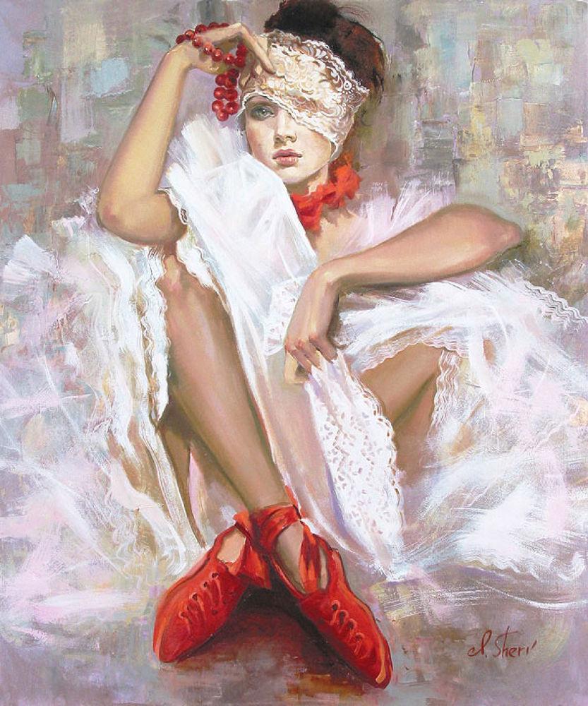 Irene Sheri..Ukraine.. by maja6227