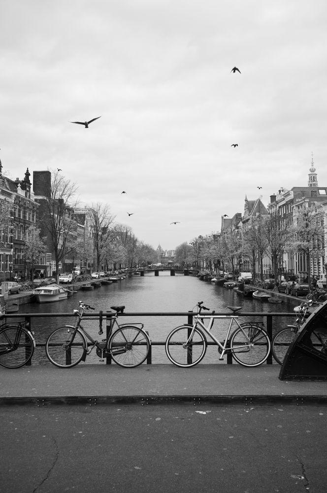 Amsterdam by K Jones