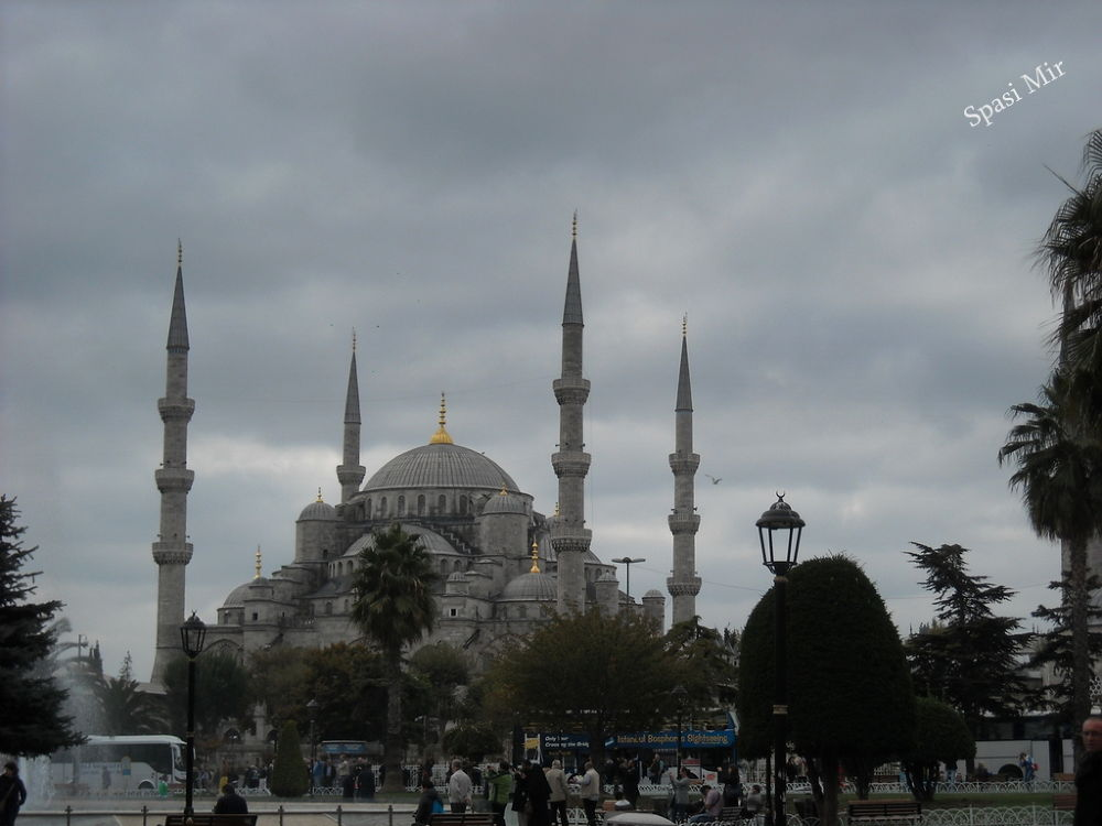 Istanbul by lightshadow