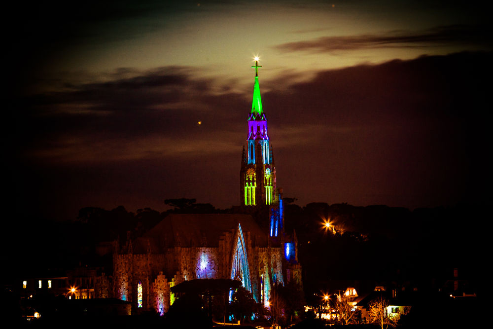 Catedral - Canela/RS  Brasil by sergioazevedo