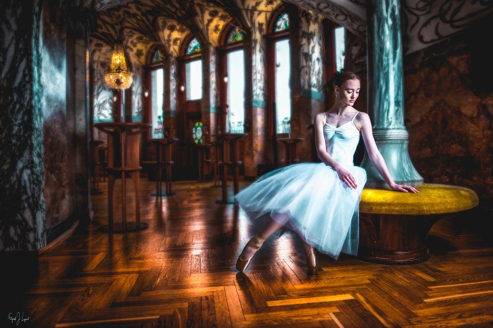 Ballerina Disney version