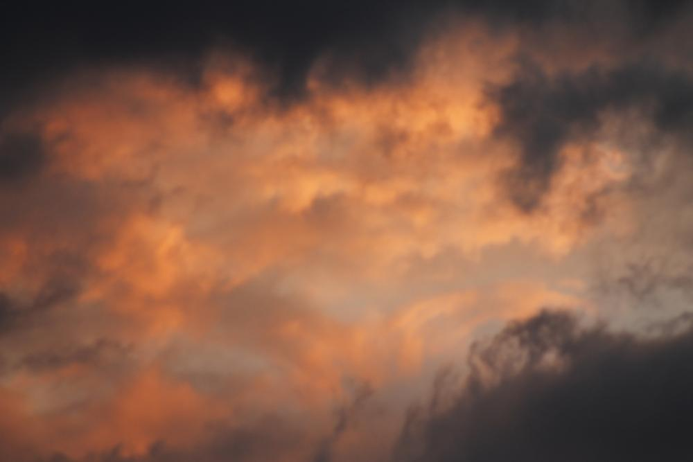 clouds by Rose Givler