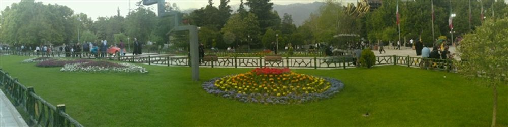 Melat Park by saeideh