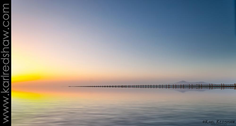 Red Sea Pier by KarlRedshawARPS