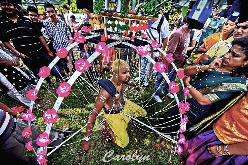 Photo in Random #festival #thaipusam