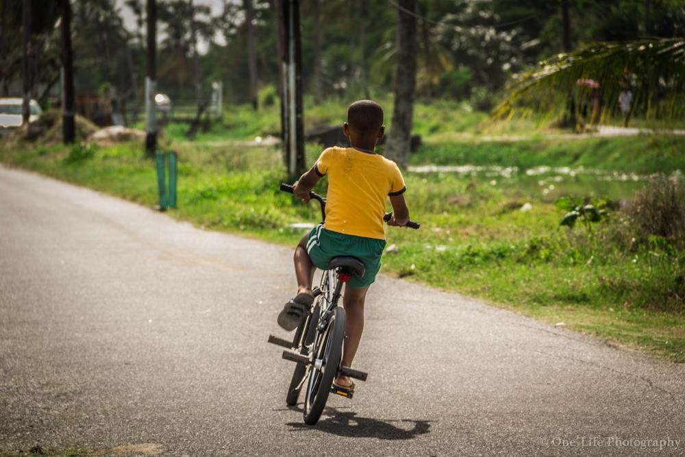 Sunday Ride by Vish Babulall