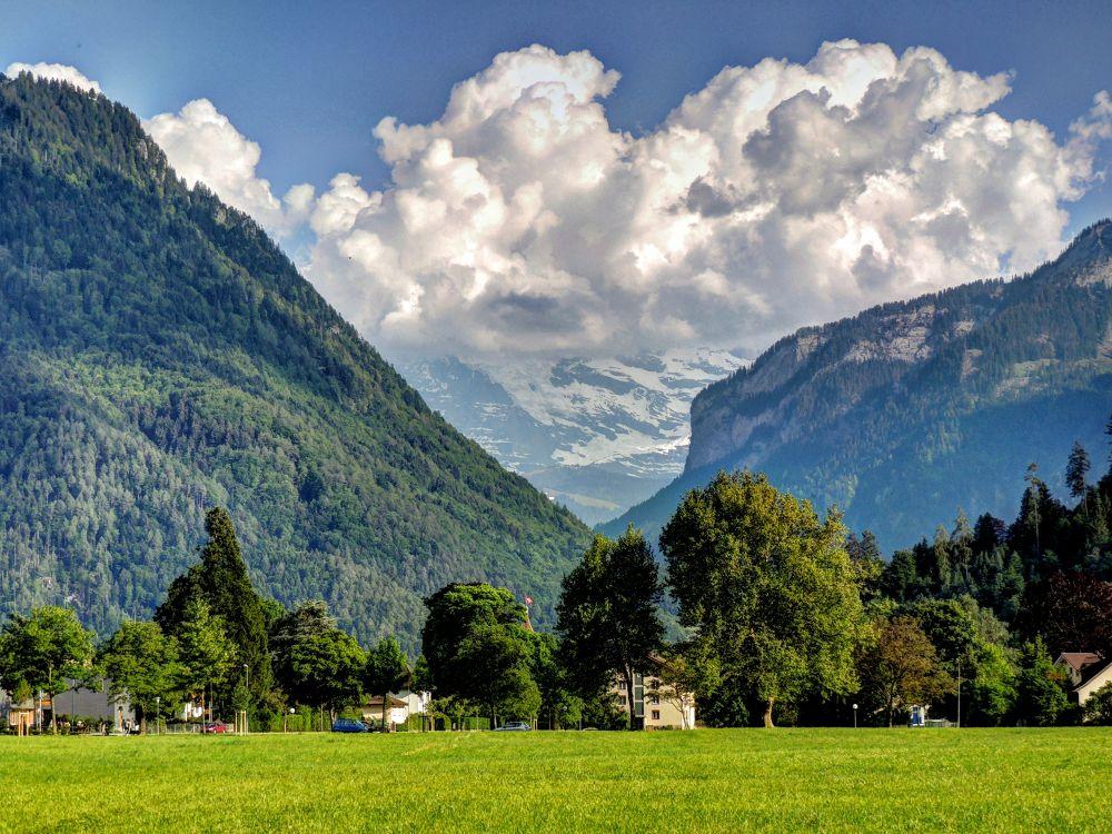 Interlaken by SRRAVI