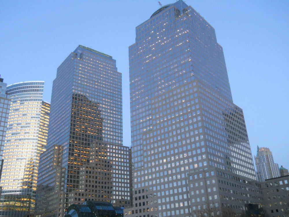 World Financial Center by mark12