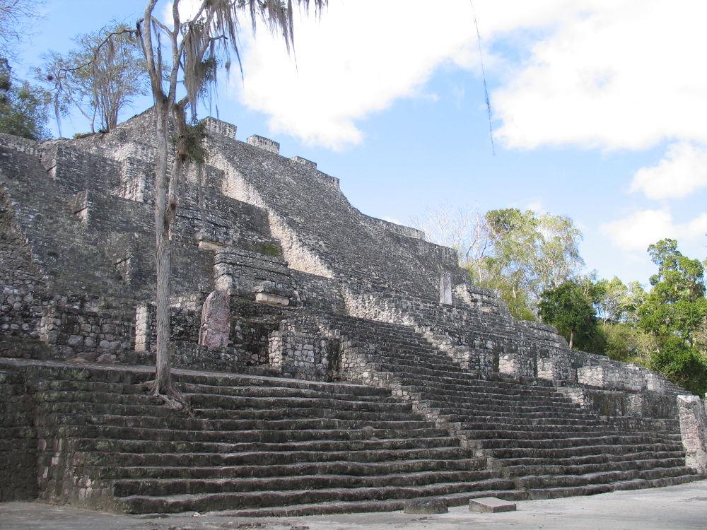 Calacmul, Yucatan, Mexico by SVK