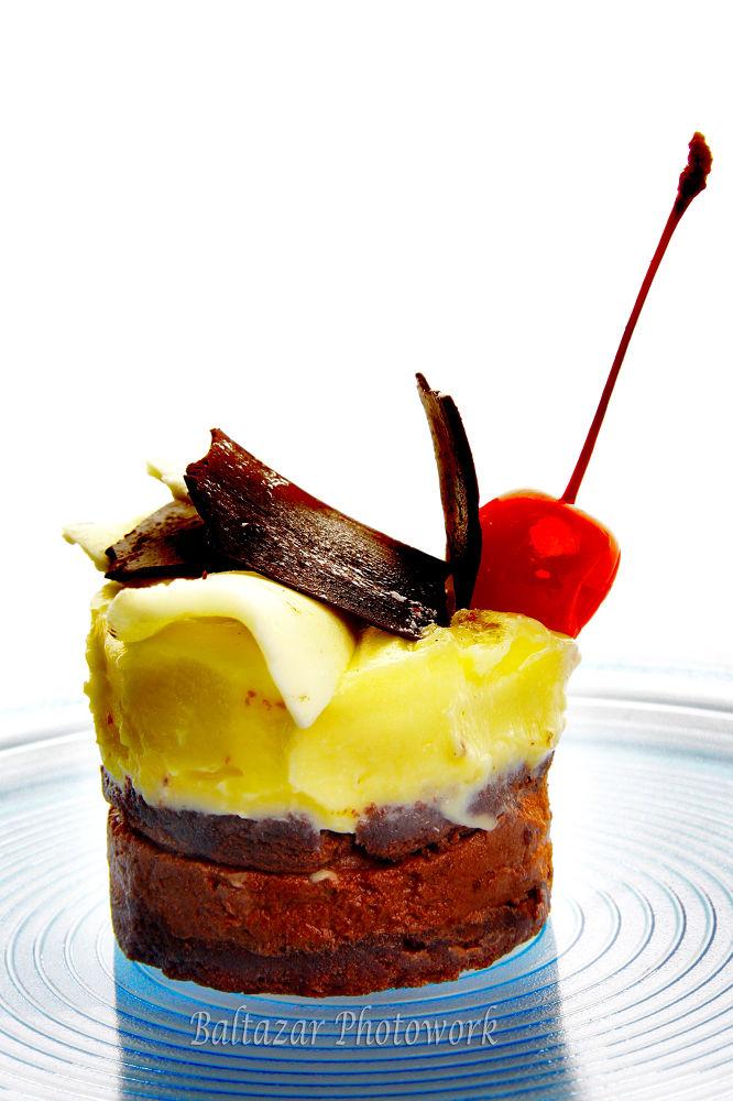Chocolate Cake by MrBaltazarAfrian