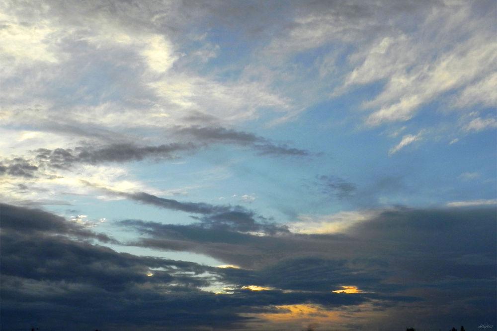 Photo in Random #clouds #sunset #albuquerque #sunset albuquerque nm