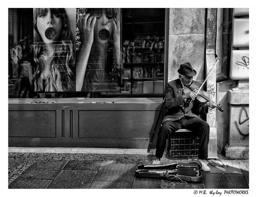 Beautiful Violin Sound by felixthecat