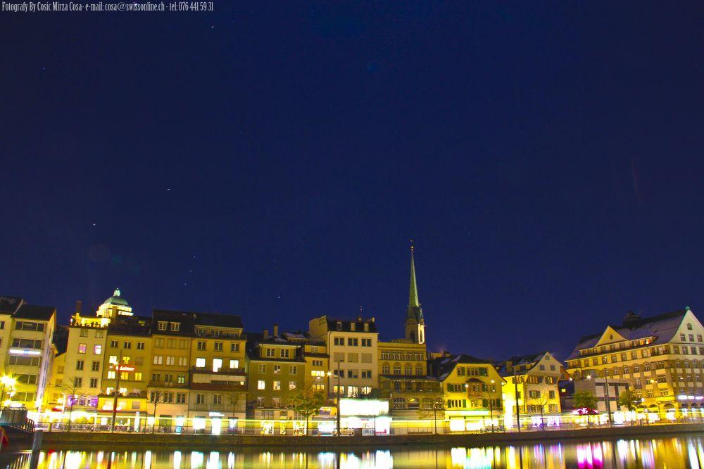 Zürich by bycosaphotography