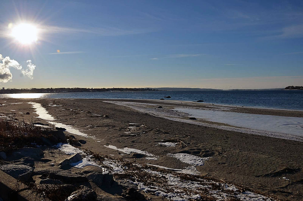 Mount Hope Bay, Swansea, MA by lauspics