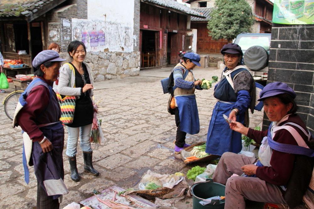 Yunnan-Baisha-Village-112 by Arie Boevé