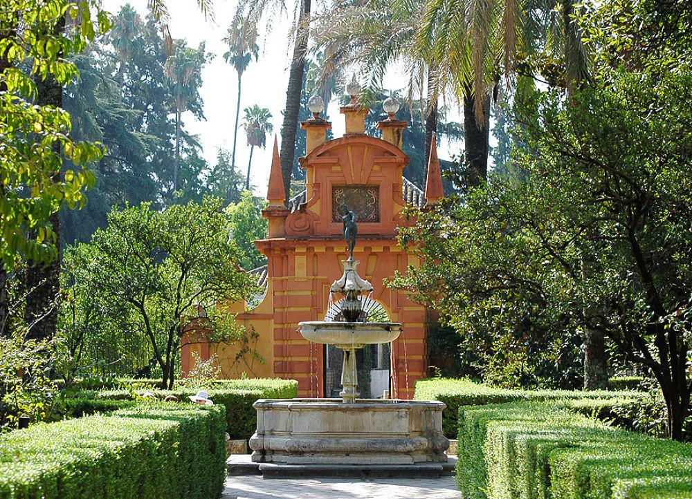 Real Alcázar. Sevilla. Spain by DavidRoldan