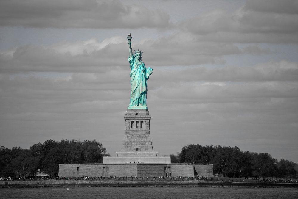 Photo in Random #new york #ny #statue of liberty