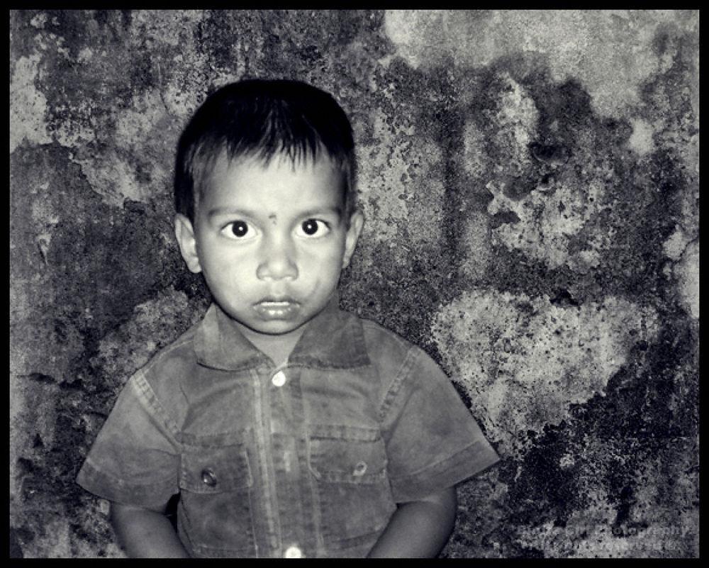 Kid by binitagiri