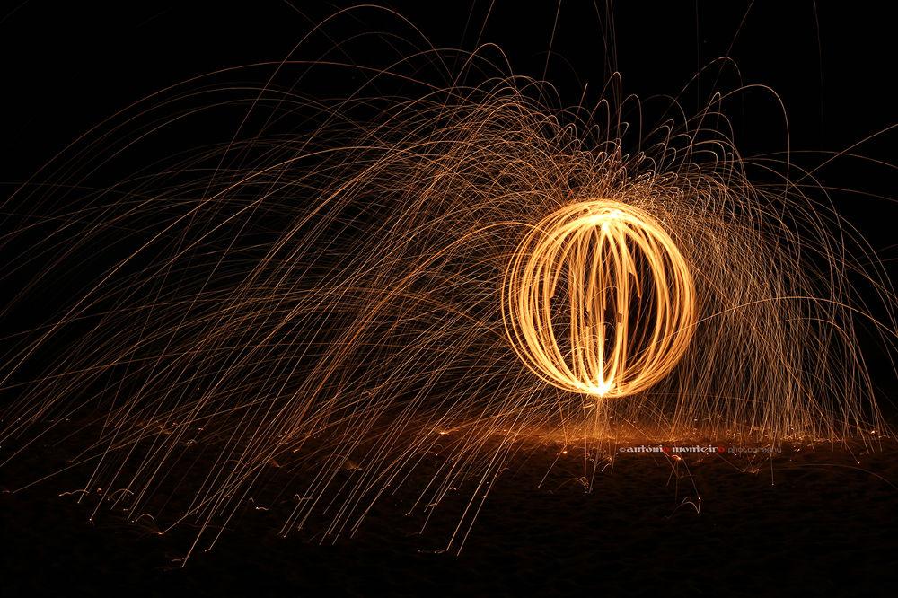 FIRE BALL by António Monteiro
