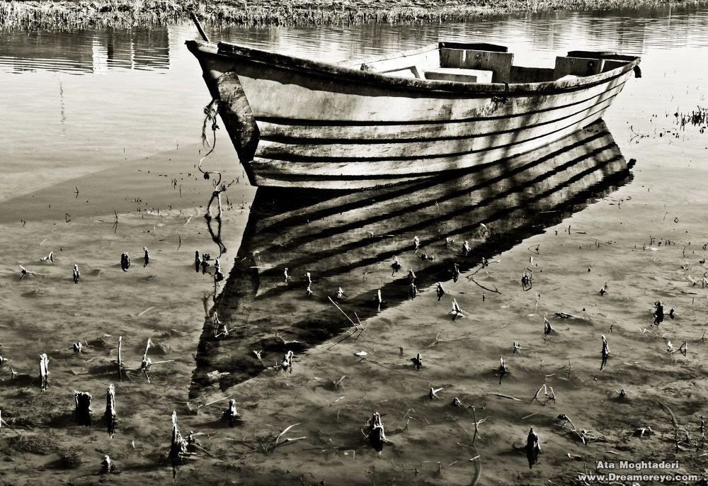 The Boat  by atamoghtaderi