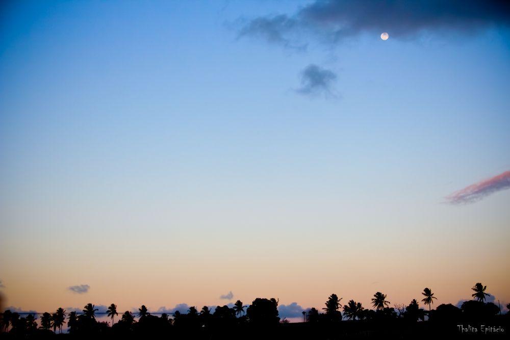 Lua na estrada by ThalitaEpitacio