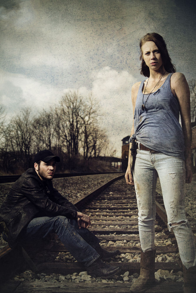 The Walking Dead: Survivors by Paul Bradley