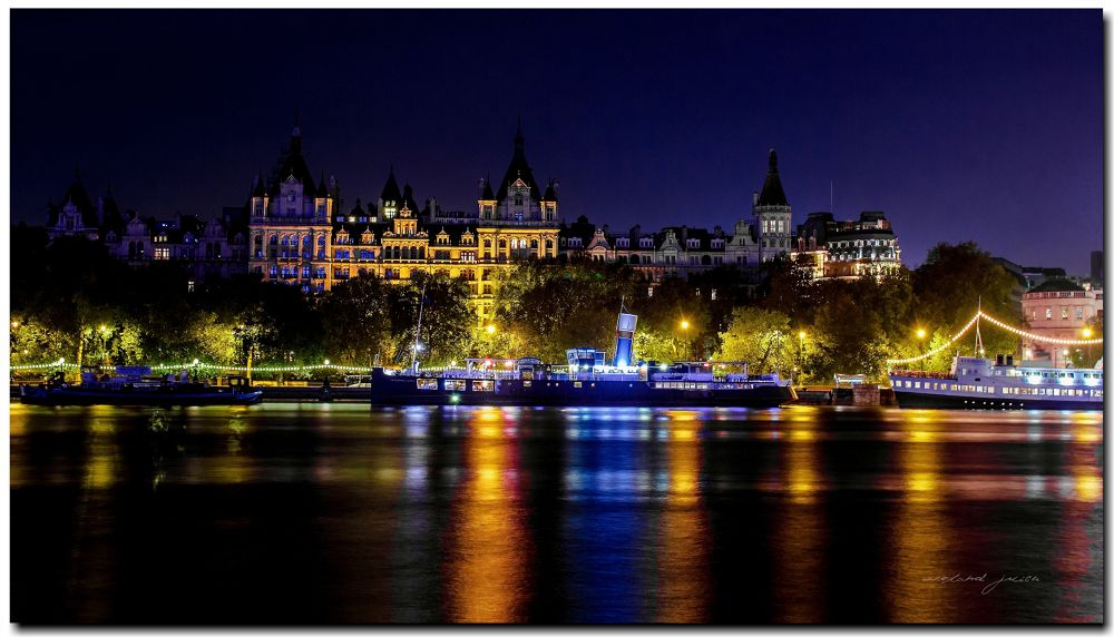 The Royal Horseguards by Roland Juice