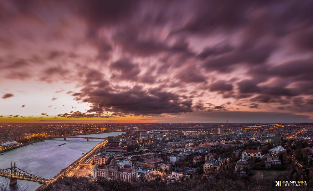 Budapest Morning Dream by krennimi