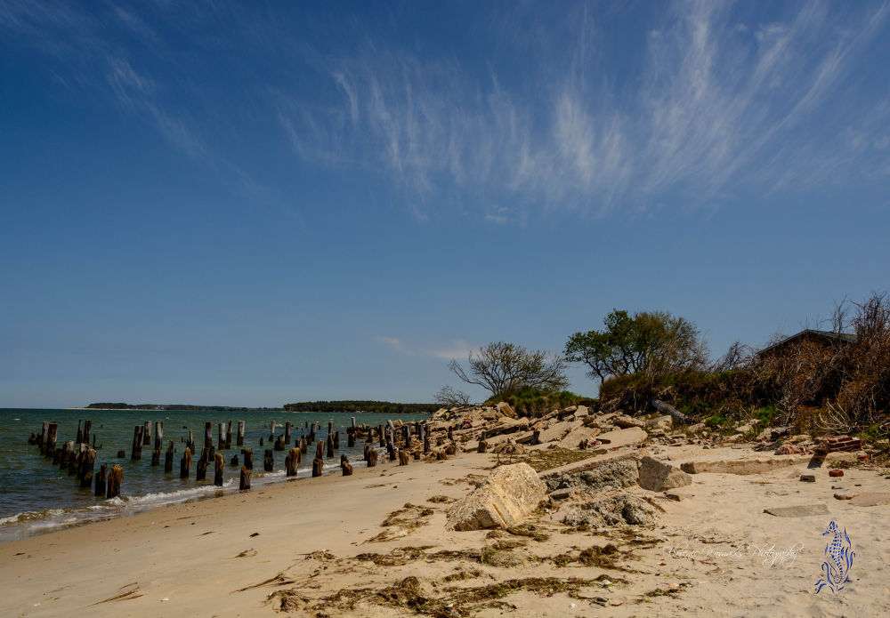 Beaches in Cape Charles VA by Photos by Flo