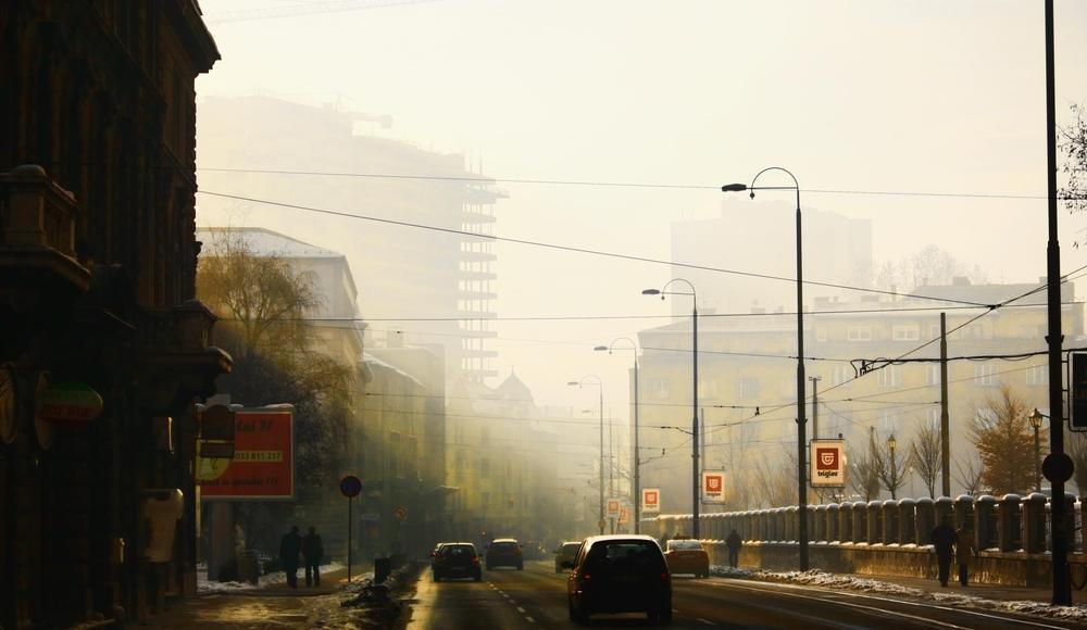 Sarajevo by Damir Hujić