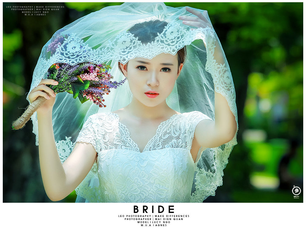 Bride by Leo Photography