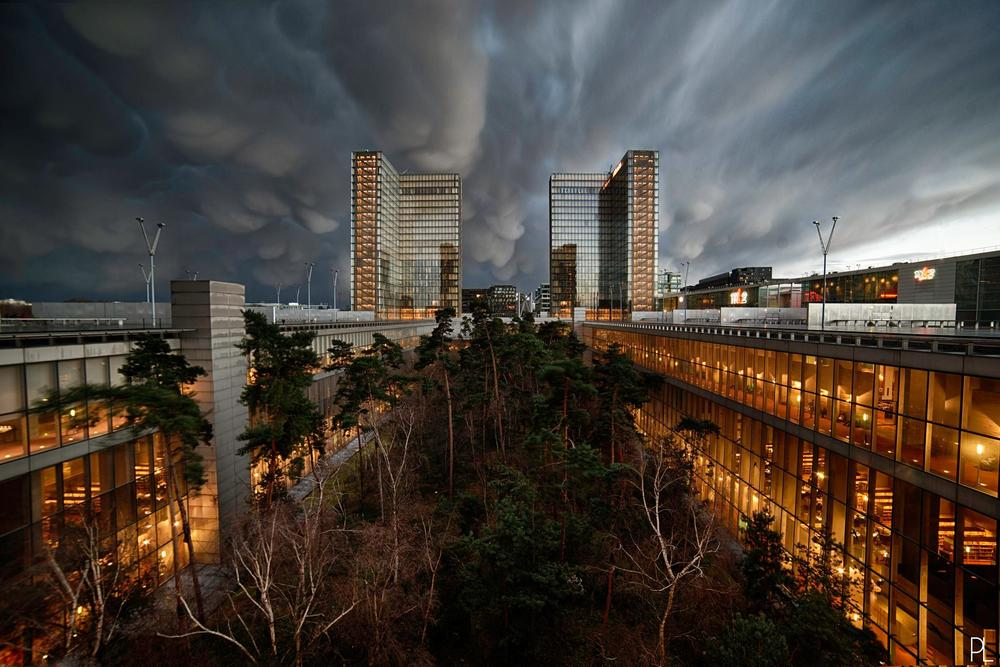 BNF under the storm by pierrel91