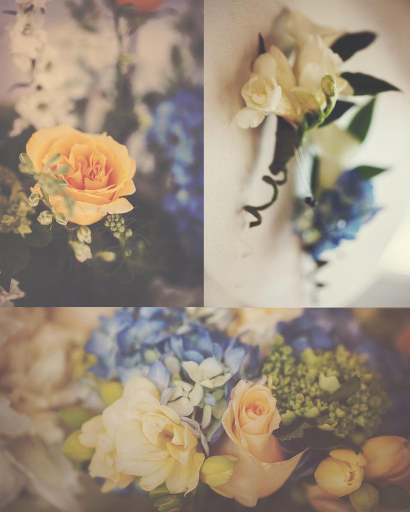 flower details by Martine Beher