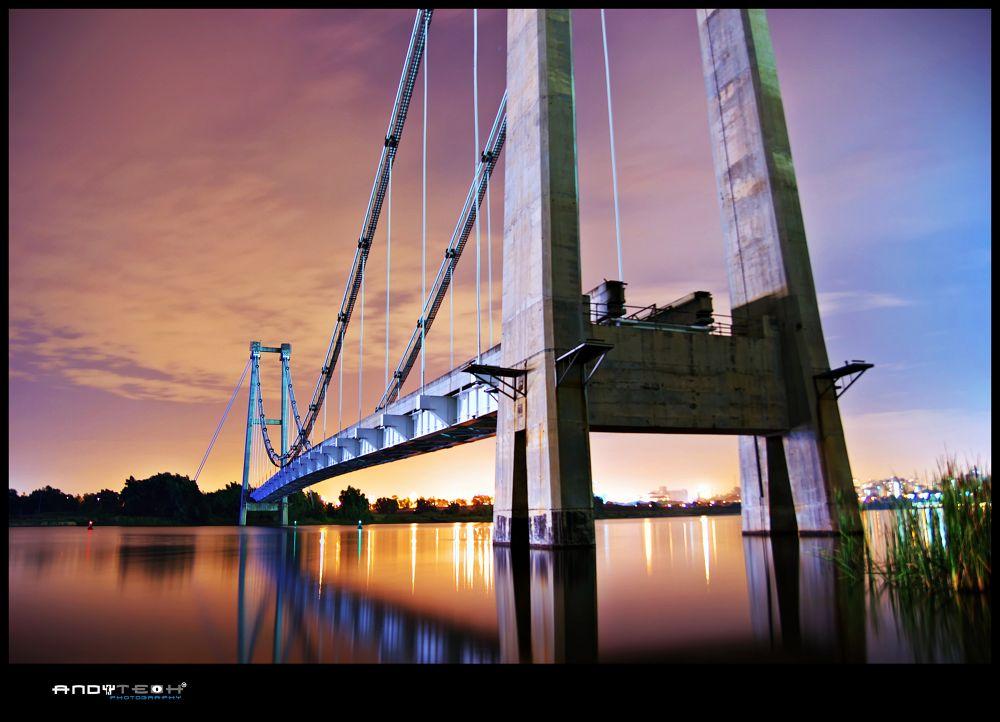 Abandon Bridge At Putrajaya by andyteoh73