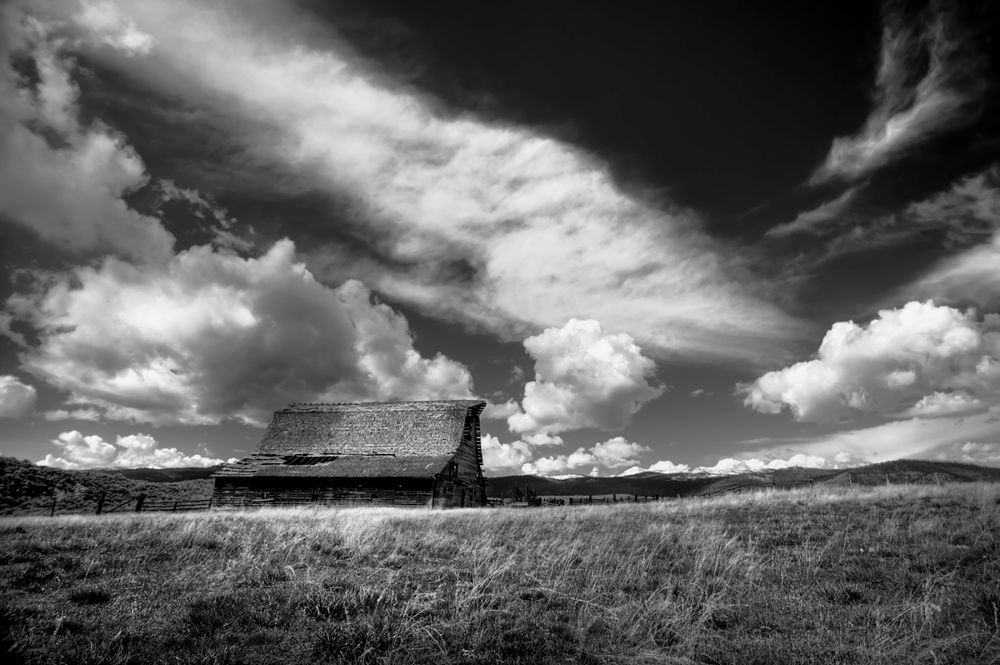 Montana Days. by DeanHuggins