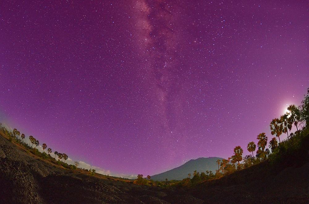 The Mystical Aura of Mt. Agung, Bali - Indonesia by reqamusttdiee