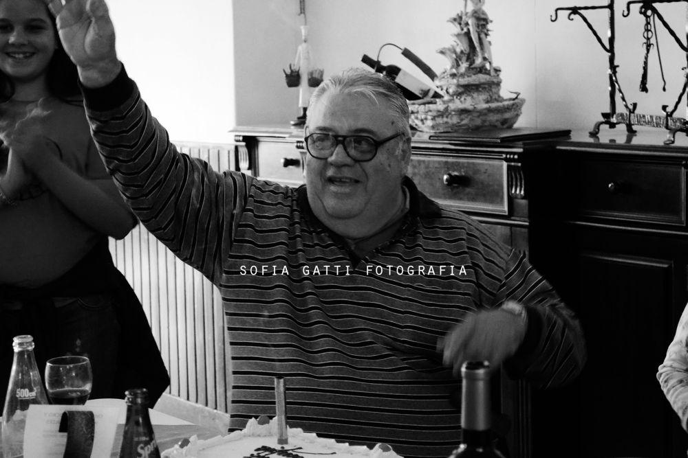 Grandfather by Sofia Gatti