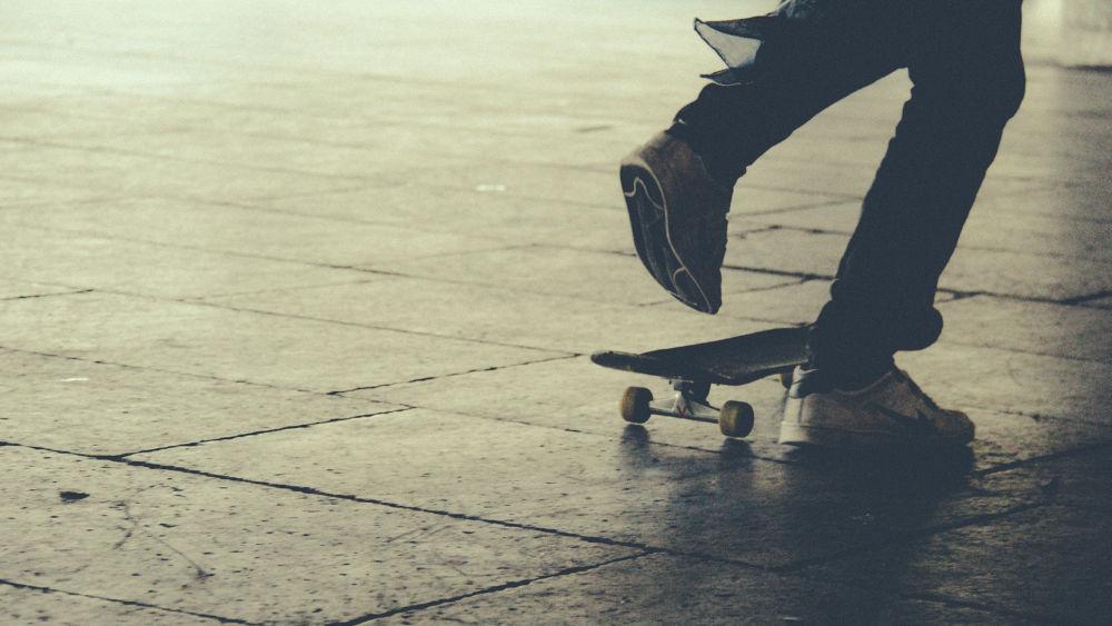 Skater by M A R C  H A Y D E N