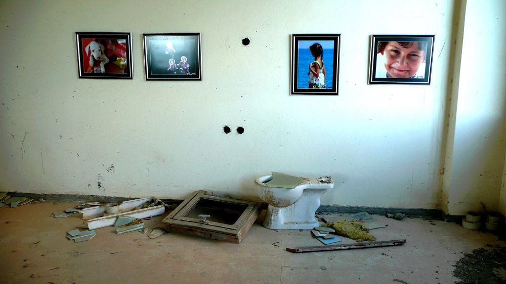 salon toilet by aytackurtuba