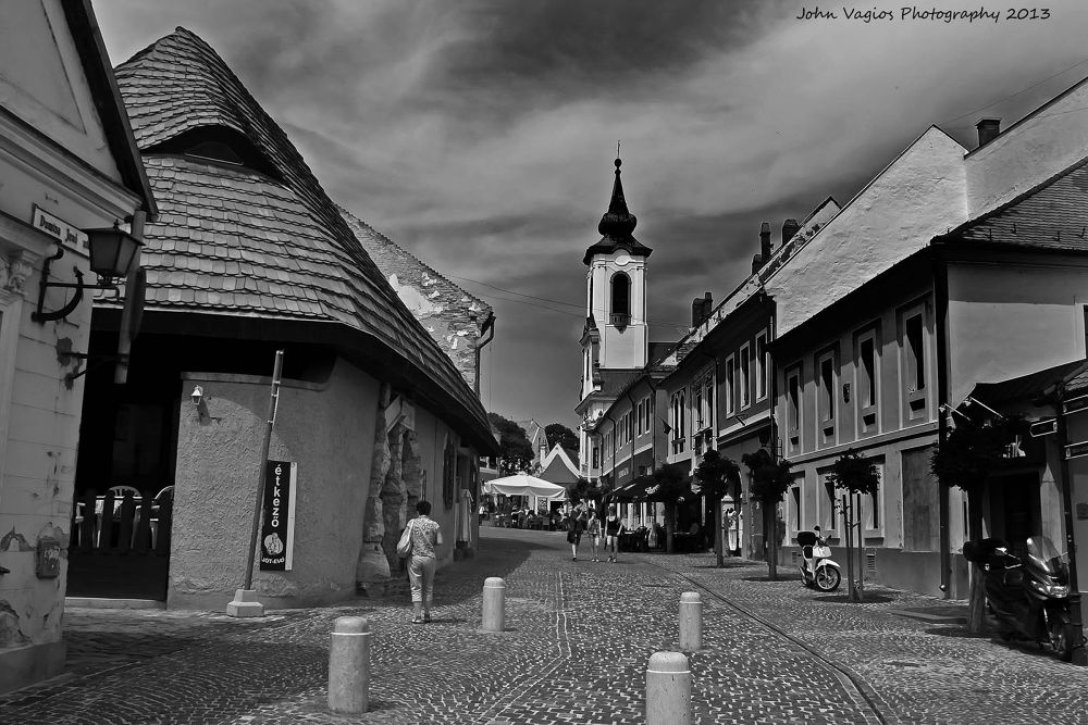St. Andrew : Danube village by JohnVagios
