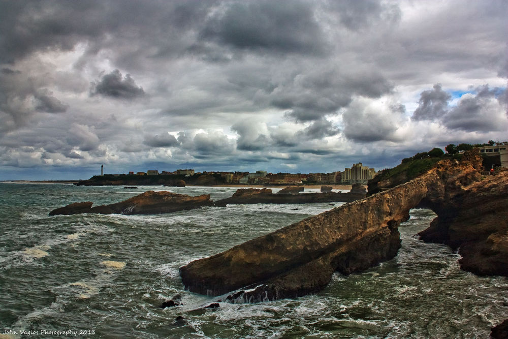 BIARRITZ by JohnVagios