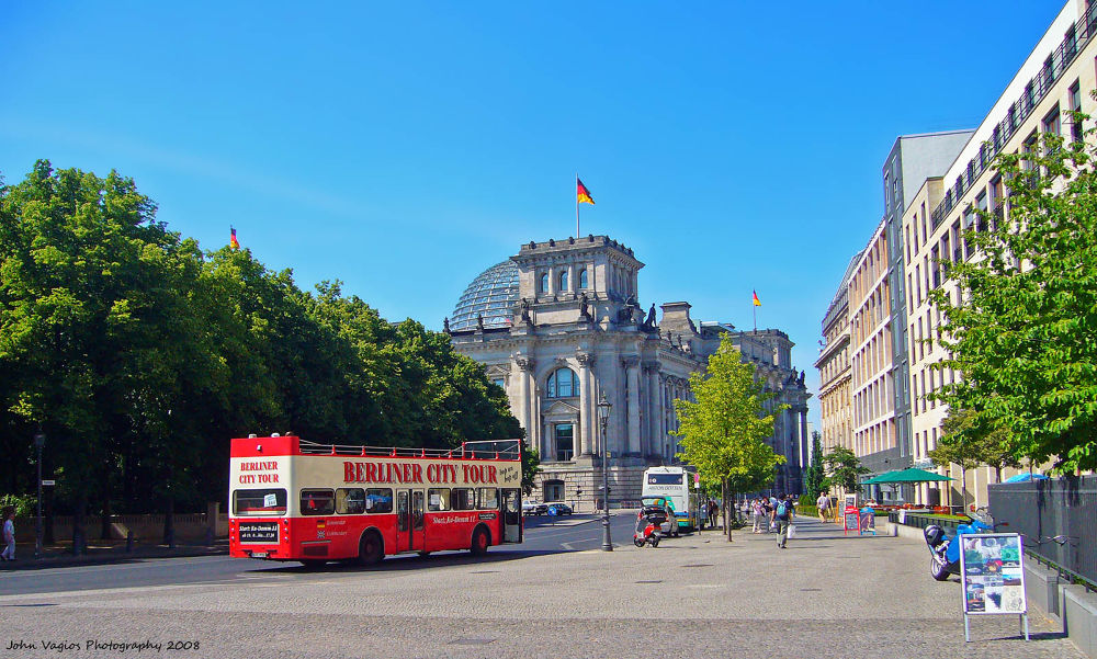 BERLIN by JohnVagios