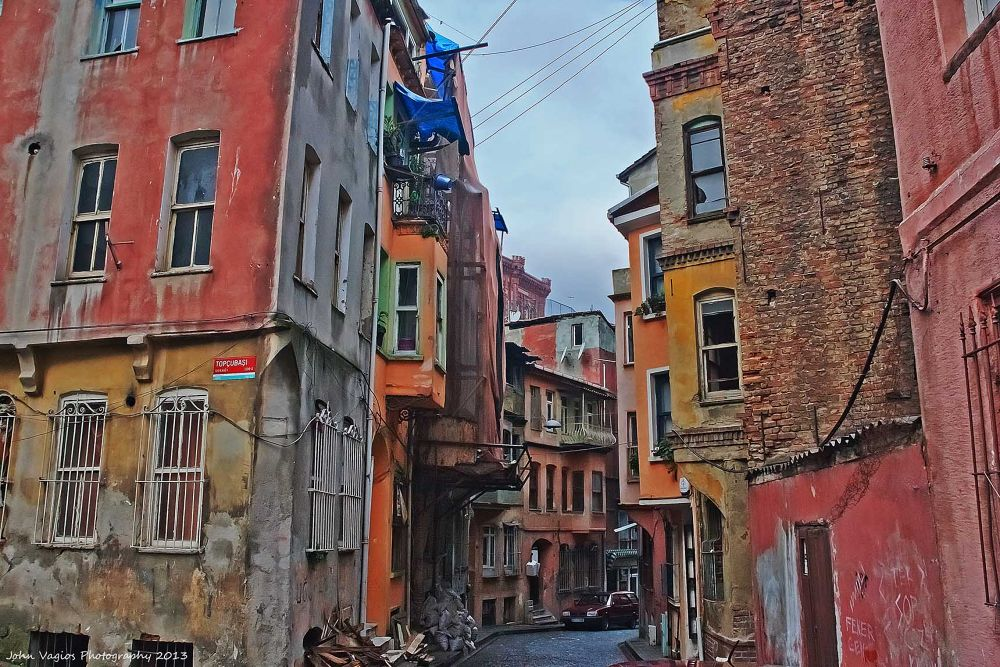 ISTANBUL by JohnVagios