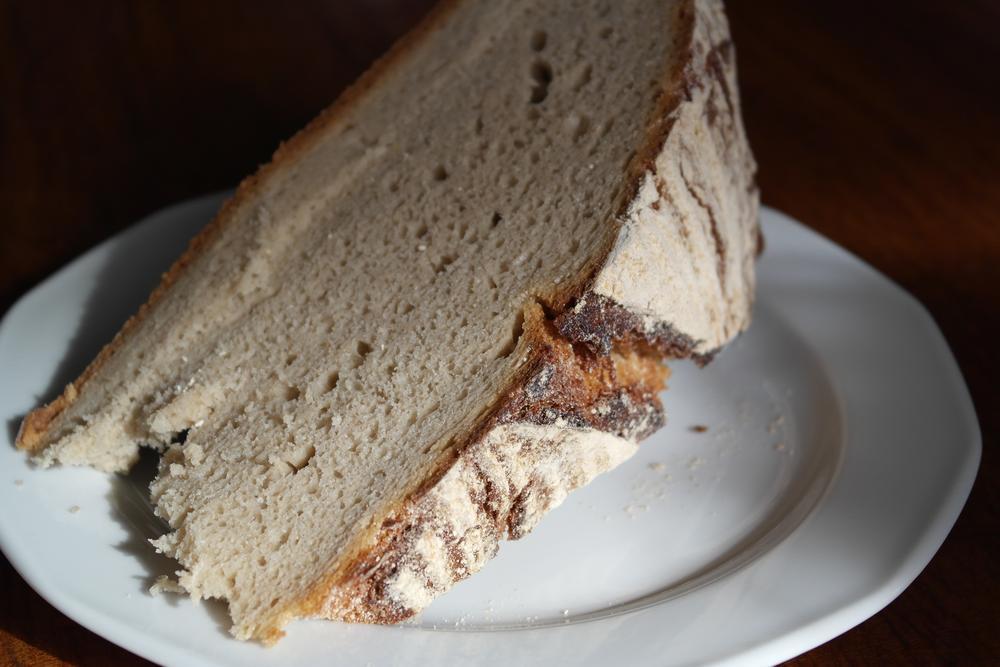 Pajda chleba na zakwasie by   Ewa