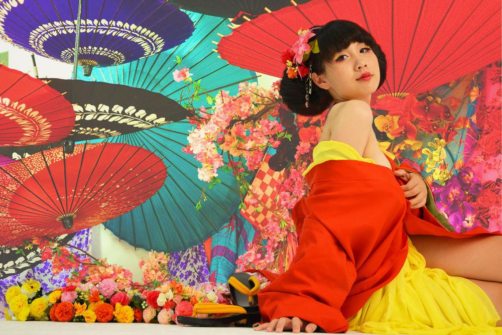 日式新娘妝 by fangyisu