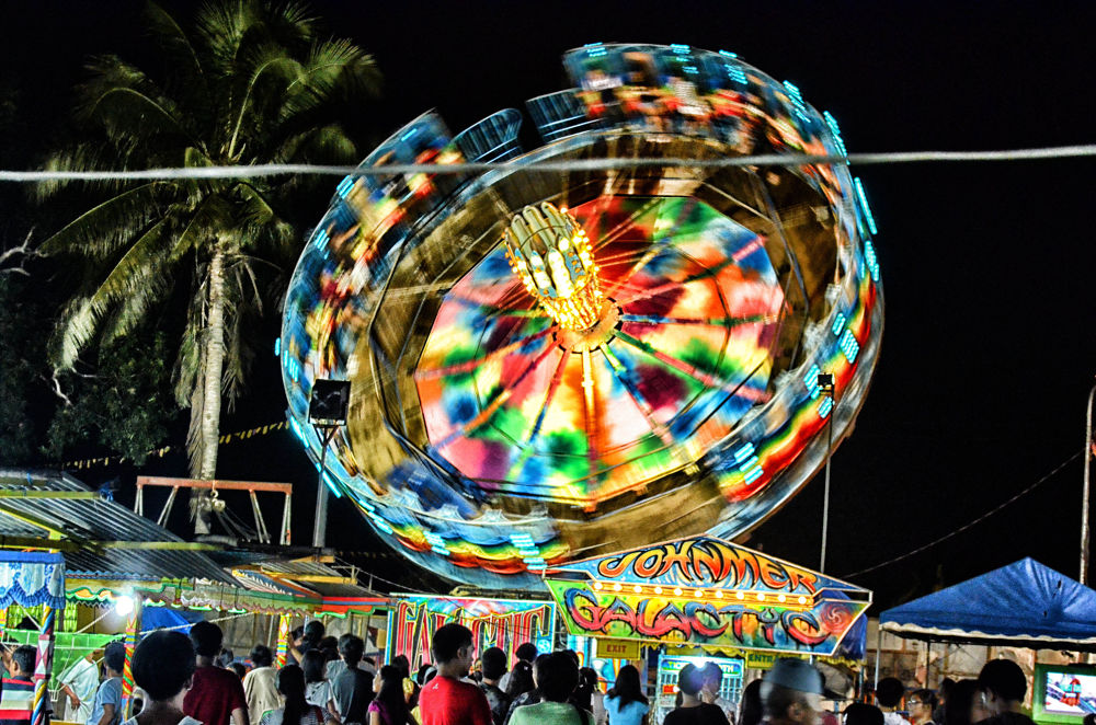 Random Places #3 [Carnival Fare] by Kennj
