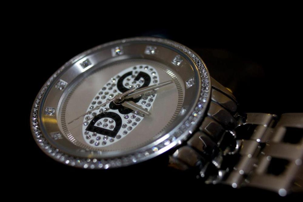 Wrist watch by Muhammad Khan