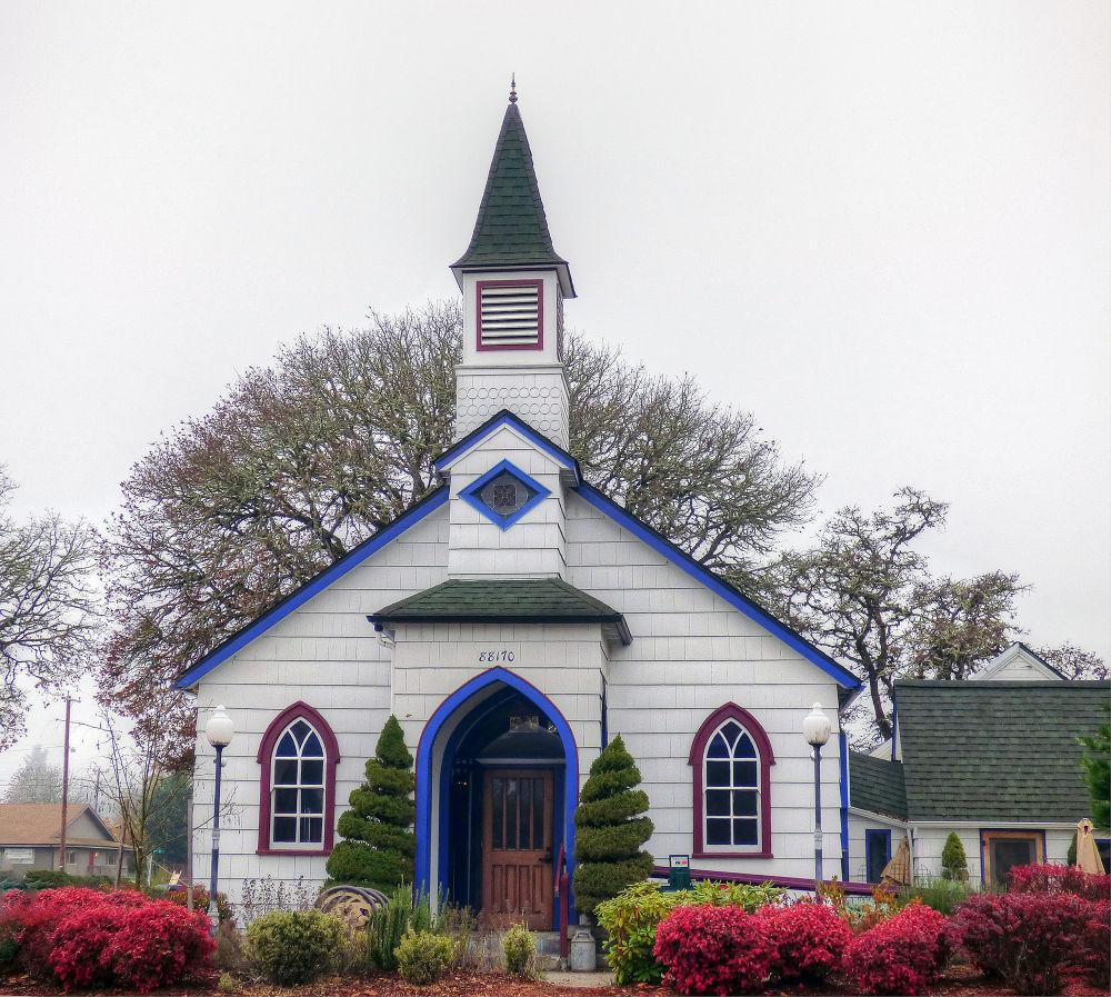 Church now restaurant by whitehawk