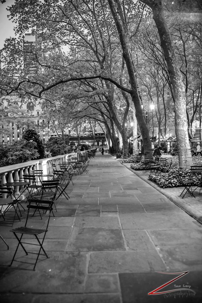 Bryant Park By Photography By Yoni / Yoni Levy  by Photographybyyoni